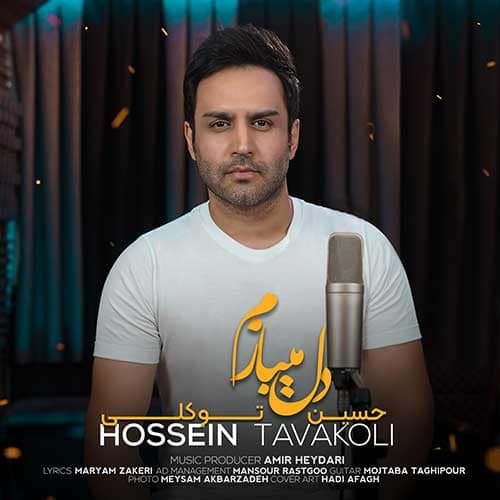 نایس موزیکا Hossein-Tavakoli-Del-Mibazam دانلود آهنگ حسین توکلی به نام دل میبازم