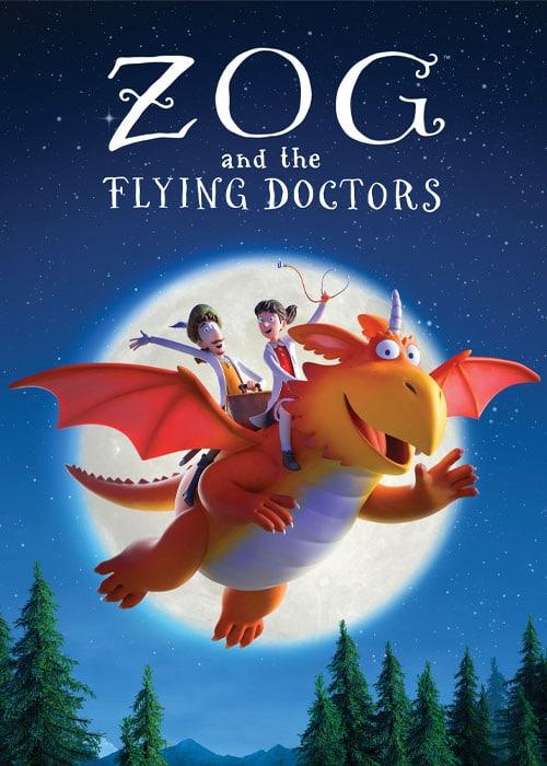 نایس موزیکا Zog-and-the-Flying-Doctors-2020 دانلود انیمیشن Zog and the Flying Doctors 2020